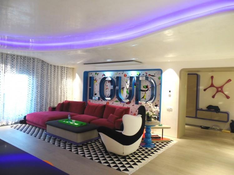 Apartament de inchiriat 3 camere tip penthouse zona Dorobanti - Capitale, Bucuresti 350 mp
