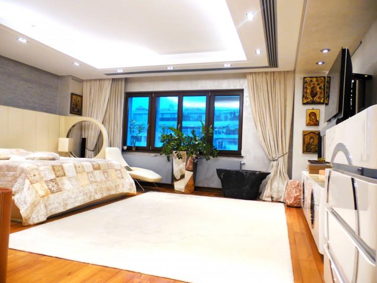 Apartament de vanzare 4 camere tip penthouse zona Nord- Herastrau, Bucuresti 488 mp