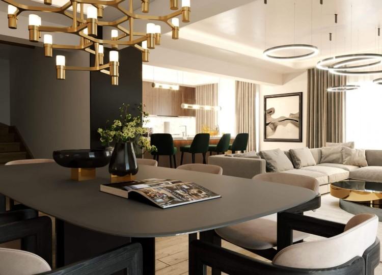 Apartament de vanzare 5 camere zona Baba Novac 305 mp