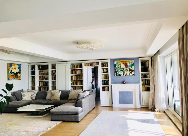 Apartment for sale 6 rooms Primaverii-Televiziune area, Bucharest 240 sqm