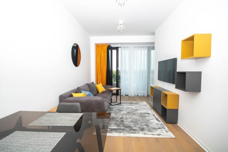 Apartament de inchiriat 2 camere zona Floreasca, Bucuresti 53 mp