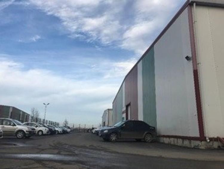 Hala cu birouri si teren de vanzare zona Stefanesti, Ilfov