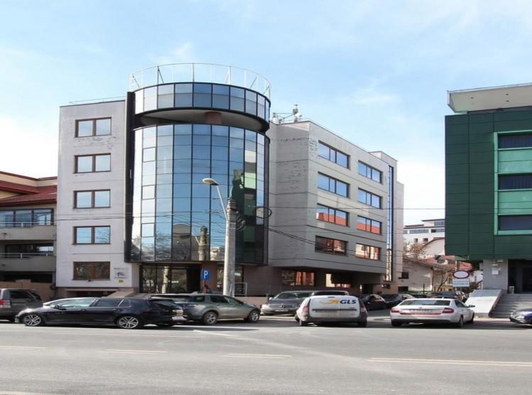 Imobil birouri de vanzare zona Herastrau - Aviatiei, Bucuresti 1.968 mp