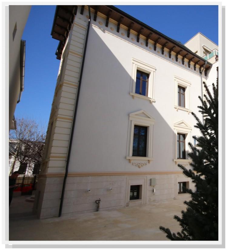 Imobil de inchiriat 13 camere zona Dorobanti-Capitale, Bucuresti 650 mp