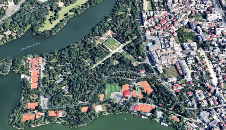 Imobil de vanzare zona Herastrau, Bucuresti 1250 mp