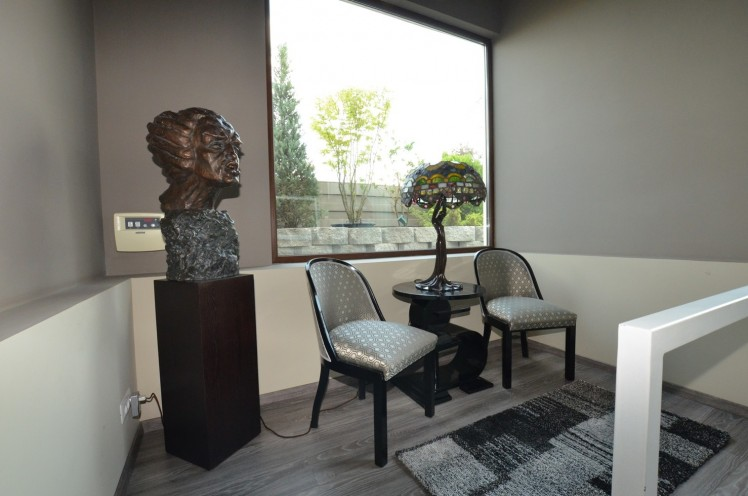 Penthouse de inchiriat 4 camere zona Herastrau-Satul francez, Bucuresti 287 mp