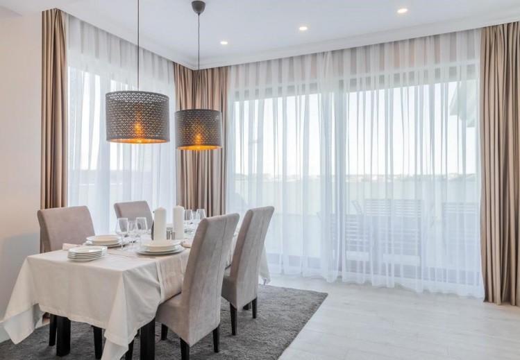 Penthouse de vanzare 4 camere zona Iancu Nicolae/Pipera 251 mp