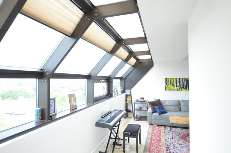 Penthouse de vanzare 6 camere zona Iancu Nicolae/Pipera 420 mp