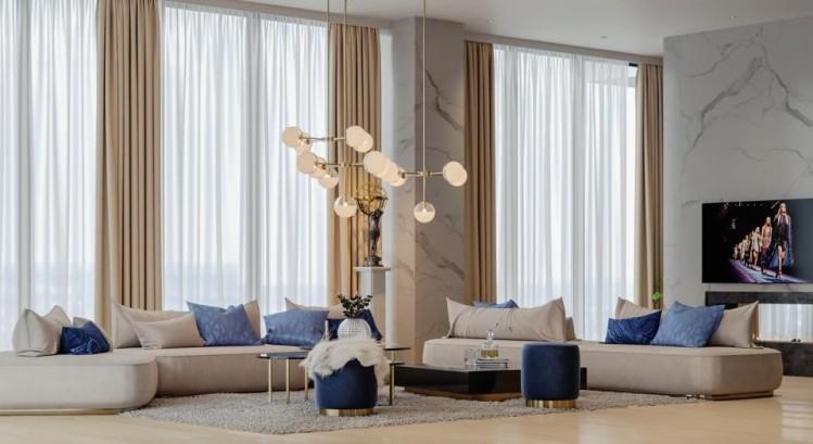 Penthouse de vanzare 8 camere zona Parcul Floreasca, Bucuresti 320 mp