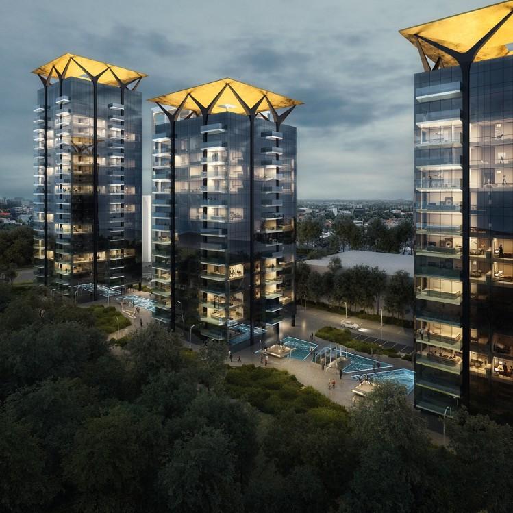 Penthouse de vanzare 8 camere zona Parcul Floreasca, Bucuresti 651 mp