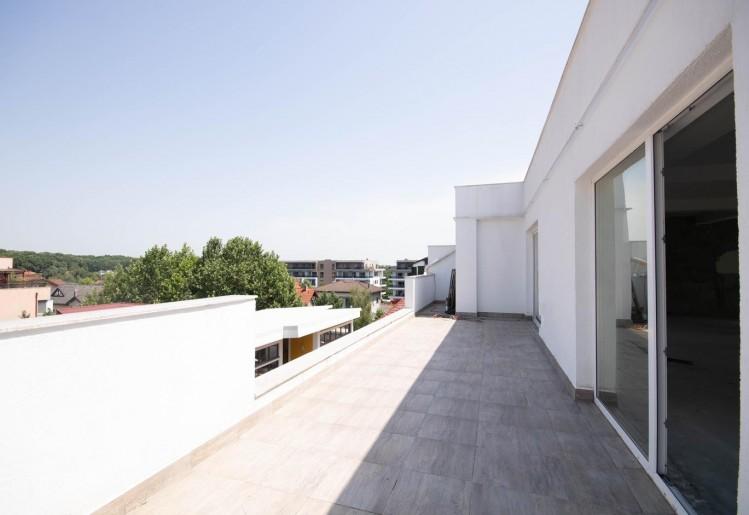 Penthouse tip duplex de vanzare 4 camere zona Iancu Nicolae, Bucuresti 211 mp