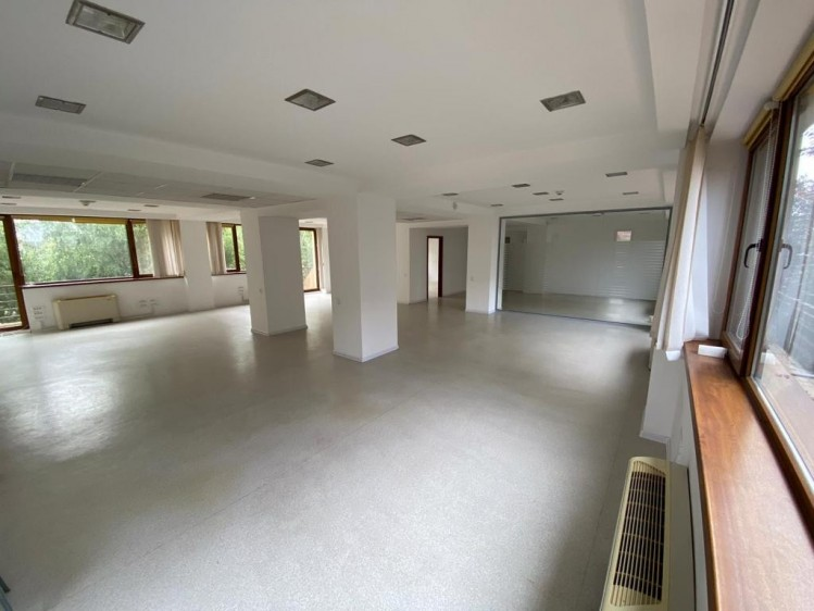 Office spaces for rent Grozavesti area, 30 parking places, Bucharest 1.277 sqm