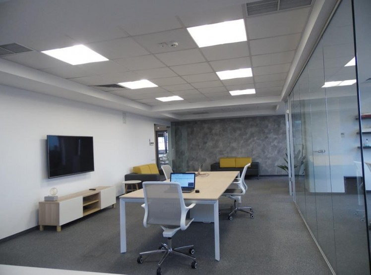 Office spaces with furniture for rent Herastrau area, Bucharest