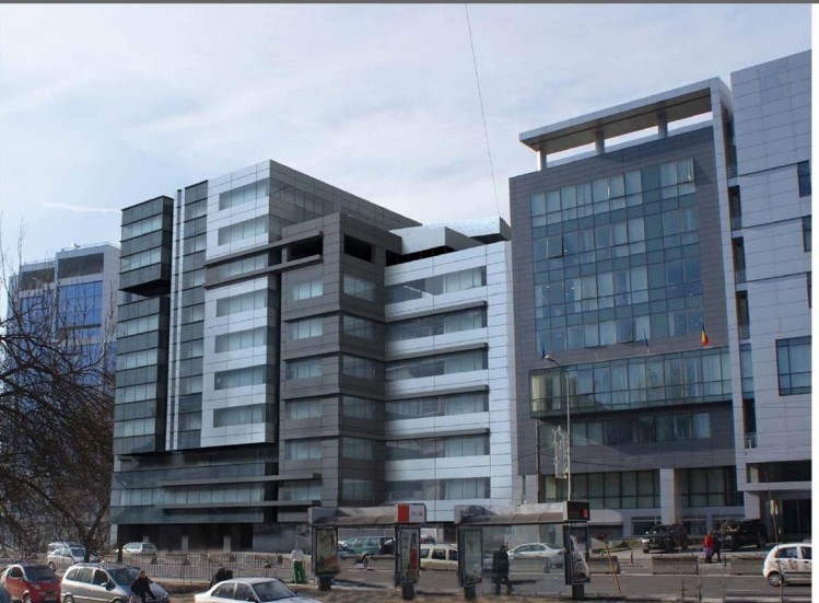 Office spaces for rent North area - Baneasa, Bucharest minimum 277 sqm