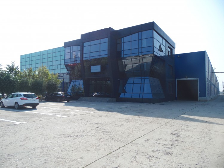 Industrial spaces and offices - for sale A2 area - Bucuresti Constanta Highway