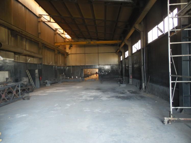Spatii industriale si birouri de vanzare zona Autostrada Soarelui, Bucuresti