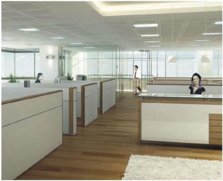 Office spaces for rent Afi Business Park, Bucharest 530 sqm