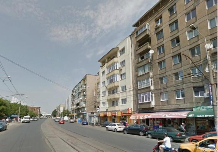 Spatiu comercial de inchiriat zona Calea Grivitei, Bucuresti 256 mp