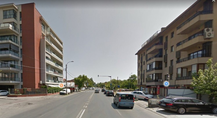 Commercial space for rent North area - Jiului, Bucharest 116 sqm