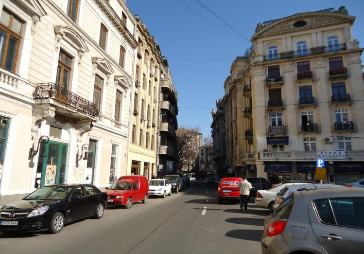 Commercial space for rent Downtown area - Romania Athenaeum, Bucharest
