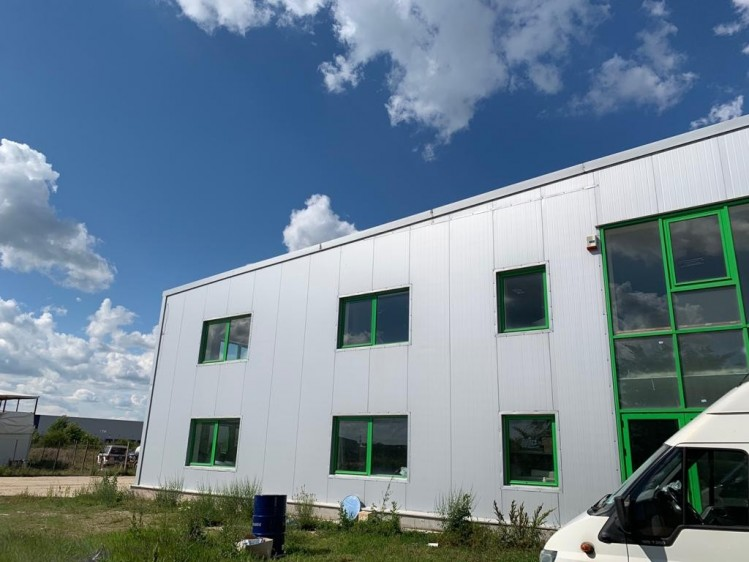 Spatiu industrial de inchiriat cu birouri zona Soseaua de Centura - Nord - Mogosoaia, Bucuresti 800 mp