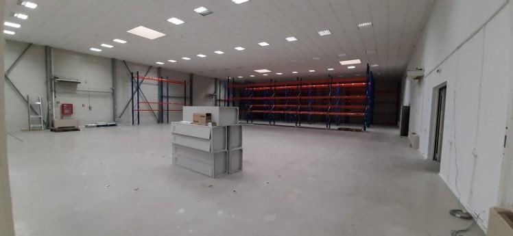 Spatiu industrial de inchiriat zona Nord - Otopeni, Bucuresti 800 mp