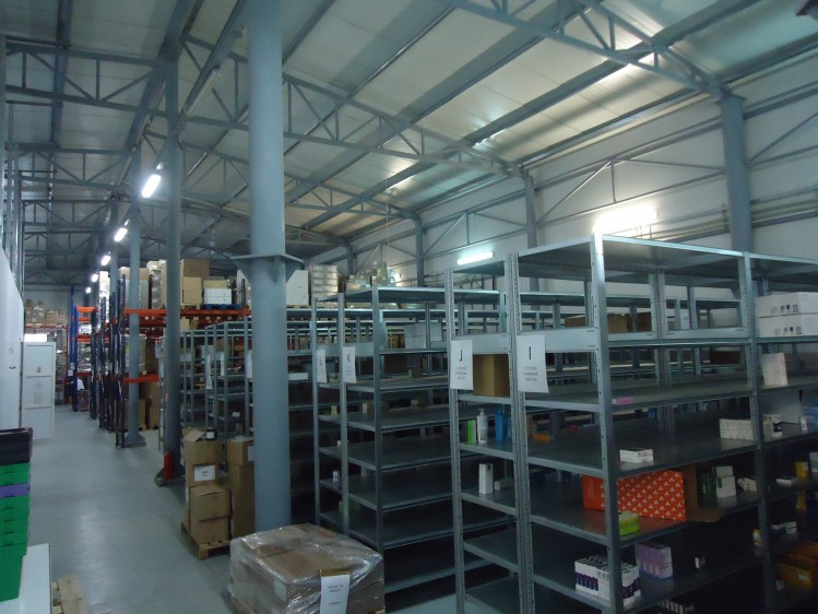 Industrial space for rent Pantelimon area, Bucharest 870 sqm