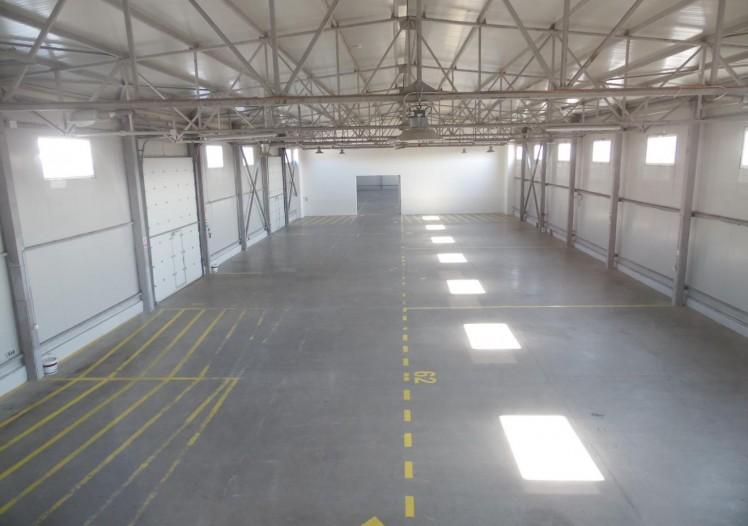 Spatiu industrial de inchiriat Centura - Stefanesti, Bucuresti 1.260 mp