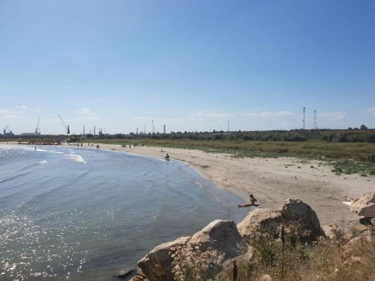 Teren cu deschidere la Marea Neagra de vanzare zona Navodari - Corbu, Constanta