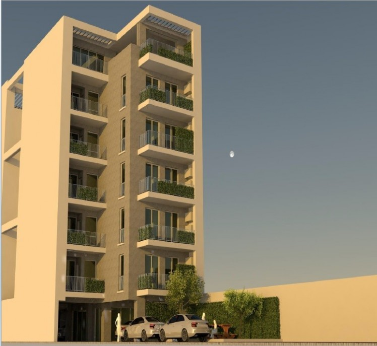 Land plot with building permit for sale Eroilor - Opera Romana area, Bucharest
