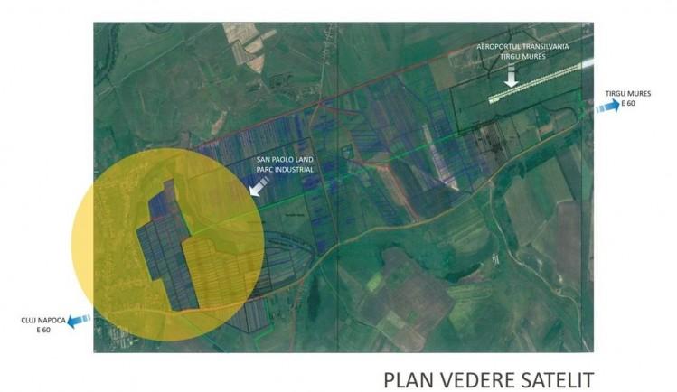 Teren De Vanzare Situat In Sanpaul Judetul Mures 34 Ha Regatta