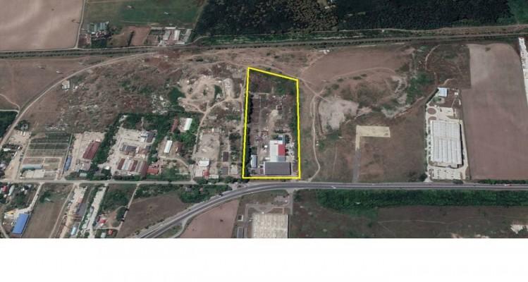 Teren de vanzare zona Chitila, judetul Ilfov 66348 mp