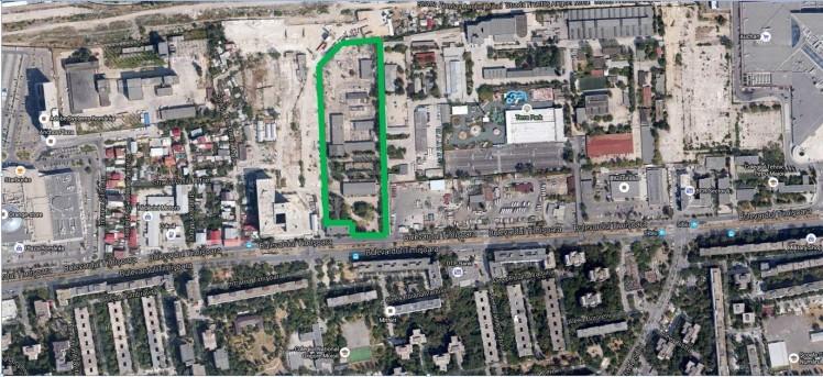 Teren De Vanzare Zona Bulevardul Timisoara Bucuresti 27 300 Mp