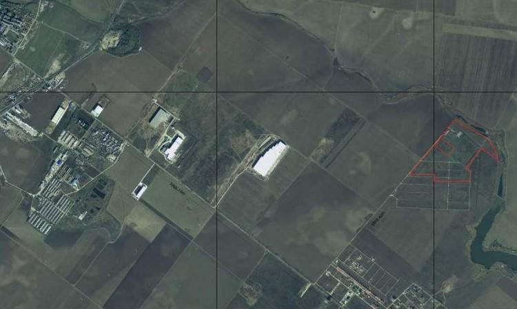Teren de vanzare zona Est - DN 4, Bucuresti 270.000 mp
