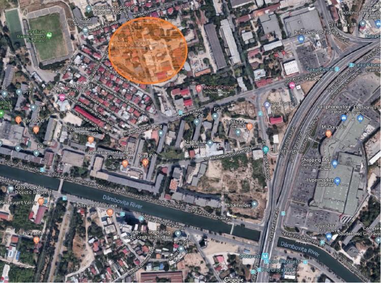 Teren de vanzare zona Splaiul Independentei-Grozavesti 12.000 mp