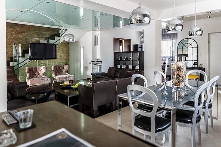 Villa for rent 6 rooms Herastrau area, Bucharest 450 sqm