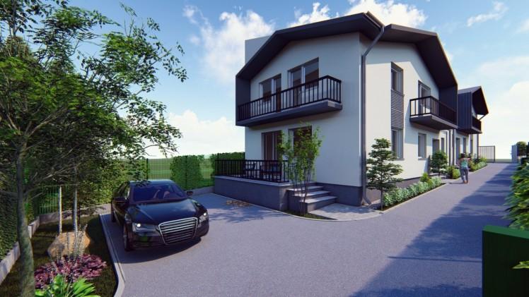 Vila de vanzare 4 camere zona Titan-Ozana, Bucuresti 180 mp