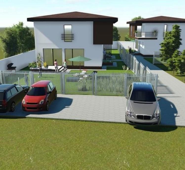 Vila de vanzare 4 camere zona Tunari,Ilfov 155 mp