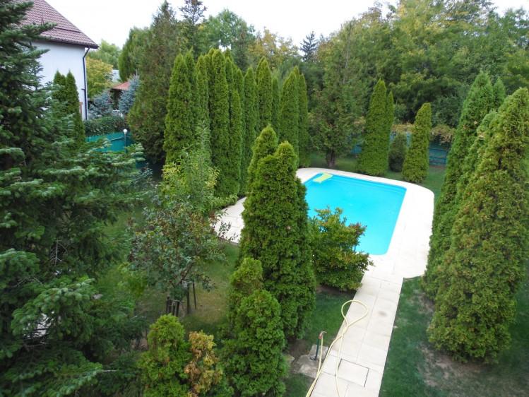 Vila de inchiriat 7 camere zona Snagov, judetul Ilfov 330 mp
