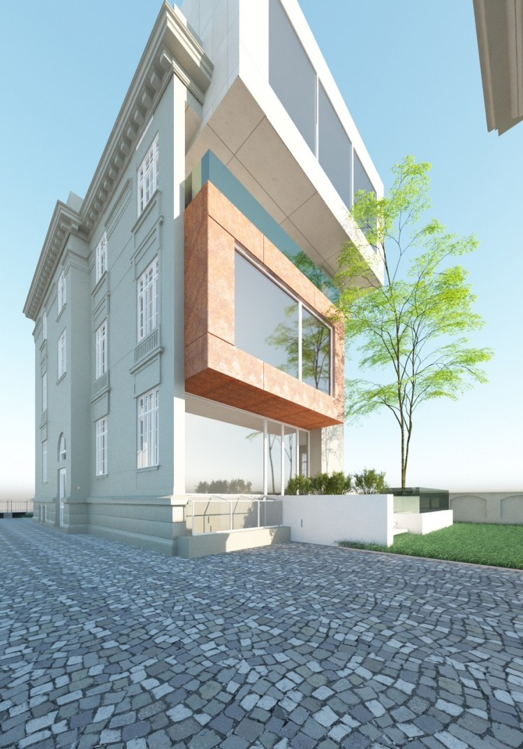 Villa for sale Dorobanti-Capitale area, Bucharest 1067 sqm